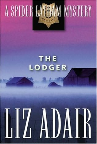 book cover of The Lodger