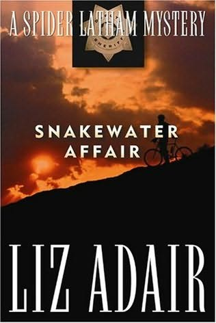 book cover of Snakewater Affair