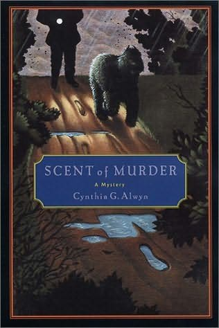book cover of Scent of Murder