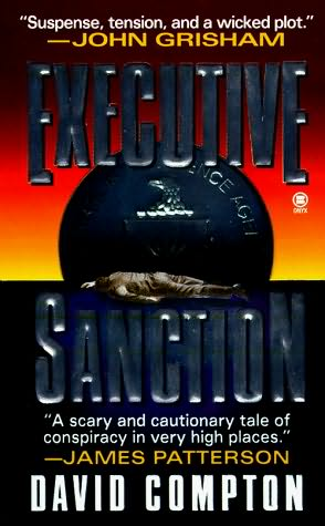 book cover of Executive Sanction