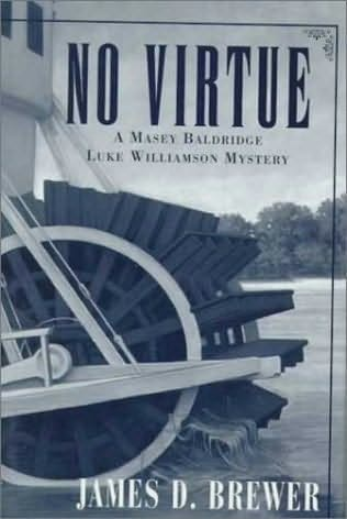 book cover of No Virtue