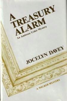 book cover of A Treasury Alarm