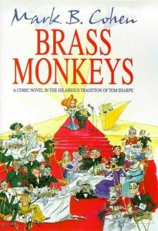 book cover of Brass Monkeys