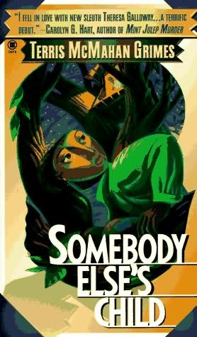 book cover of Somebody Else\'s Child