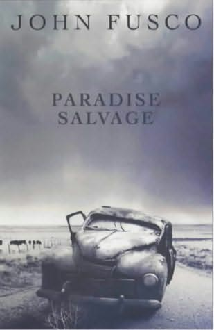book cover of Paradise Salvage