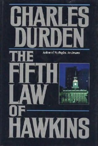 book cover of The Fifth Law of Hawkins