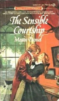 book cover of The Sensible Courtship