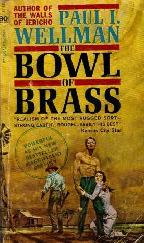 book cover of The Bowl of Brass