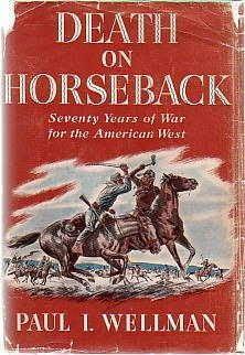 book cover of Death On Horseback