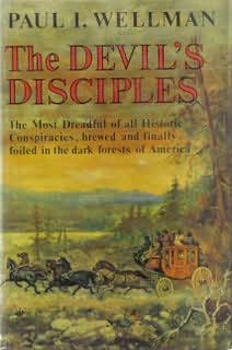 book cover of The Devil\'s Disciples