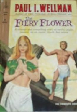 book cover of The Fiery Flower