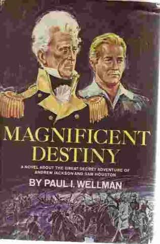 book cover of Magnificent Destiny