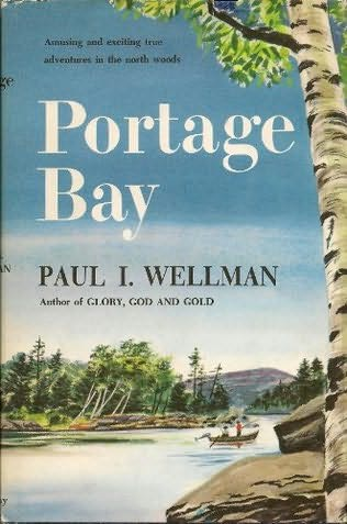 book cover of Portage Bay