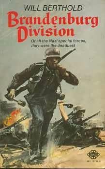 book cover of Brandenburg Division