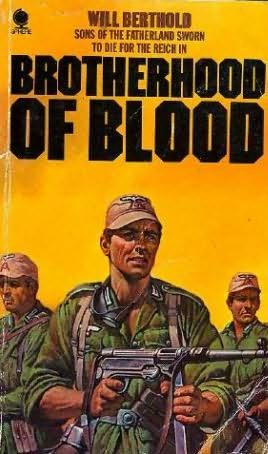 book cover of Brotherhood of Blood
