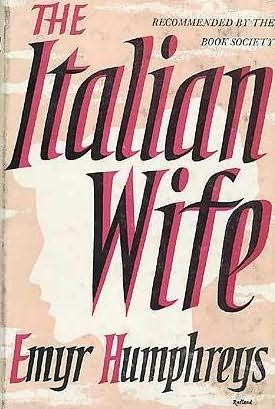book cover of The Italian Wife