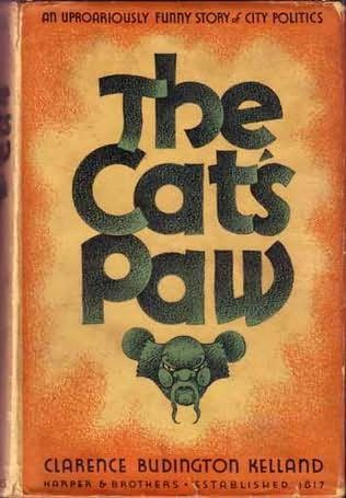 book cover of The Cat\'s Paw