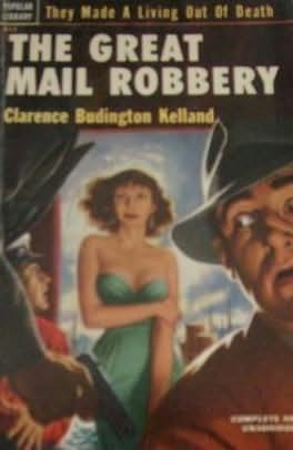 book cover of The Great Mail Robbery