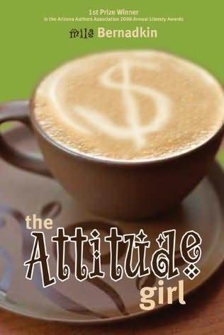 book cover of The Attitude Girl