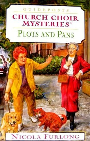 book cover of Plots and Pans