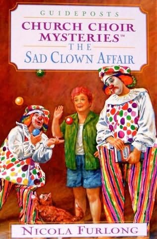 book cover of The Sad Clown Affair