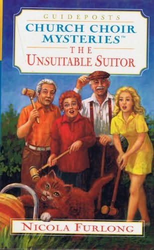 book cover of The Unsuitable Suitor