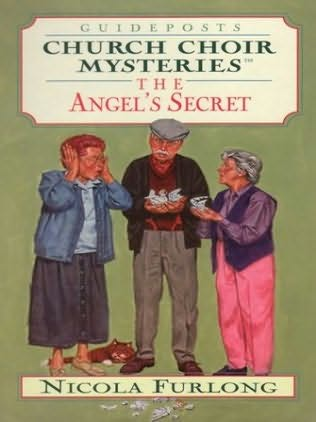 book cover of The Angel\'s Secret