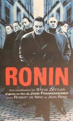 book cover of Ronin