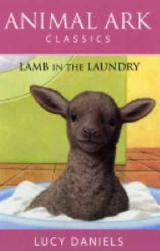 book cover of Lamb in the Laundry