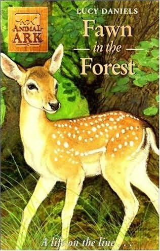 book cover of Fawn in the Forest