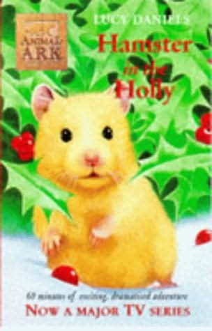 book cover of Hamster in the Holly