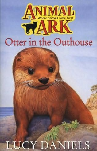 book cover of Otter in the Outhouse