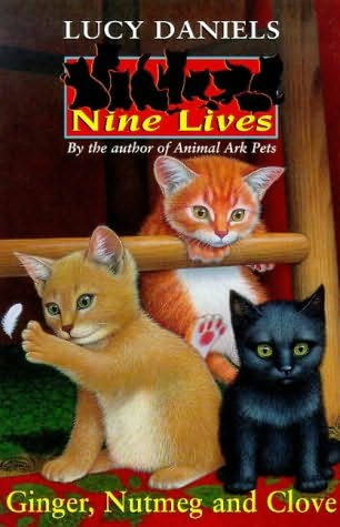 book cover of Ginger, Nutmeg and Clove
