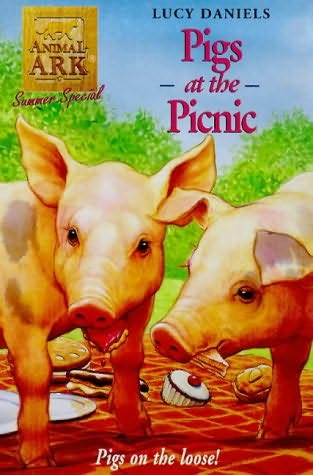 book cover of Pig\'s Picnic