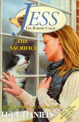book cover of The Sacrifice