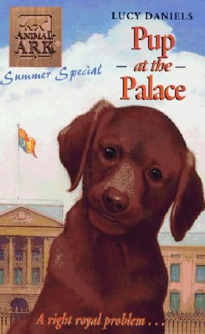 book cover of Pup At the Palace