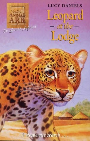 book cover of Leopard At the Lodge