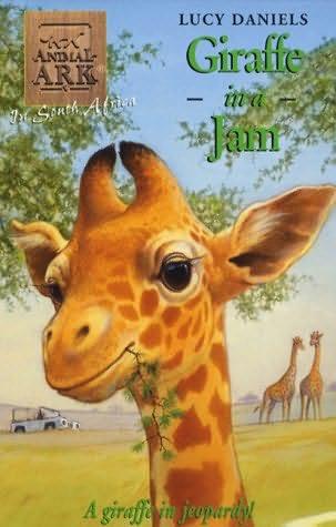 book cover of Giraffe in a Jam