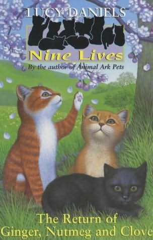 book cover of The Return of Ginger, Nutmeg and Clove