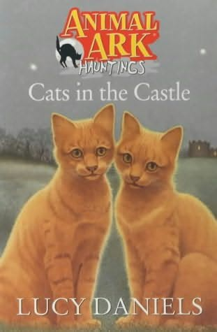 book cover of Cats in the Castle