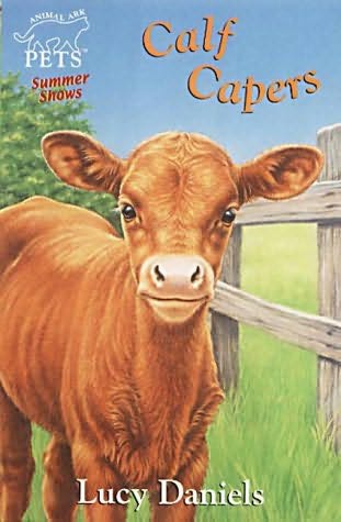 book cover of Calf Capers