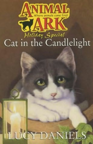 book cover of Cat in the Candlelight