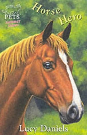 book cover of Horse Hero