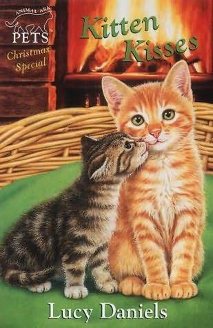 book cover of Kitten Kisses