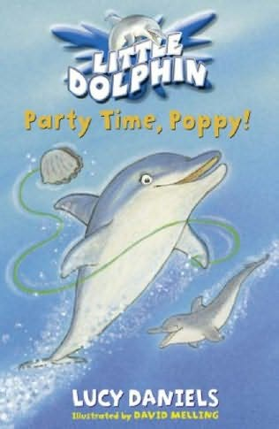 book cover of Party Time for Poppy!
