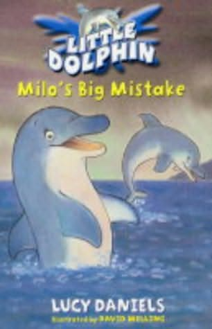 book cover of Milo\'s Big Mistake