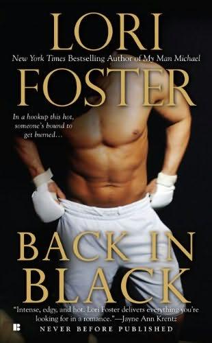book cover of Back in Black