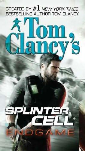 book cover of Endgame (Splinter Cell)