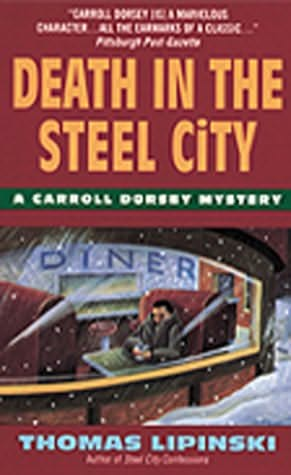 book cover of Death in the Steel City