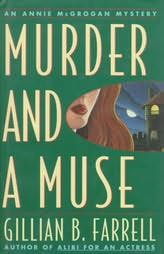 book cover of Murder and a Muse